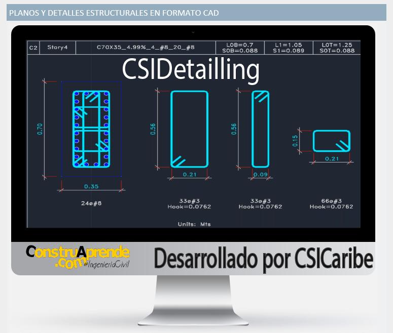 csi detailing